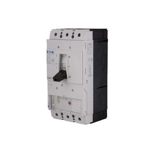 伊顿穆勒塑壳断路器NZMN3-AE400,1150V
