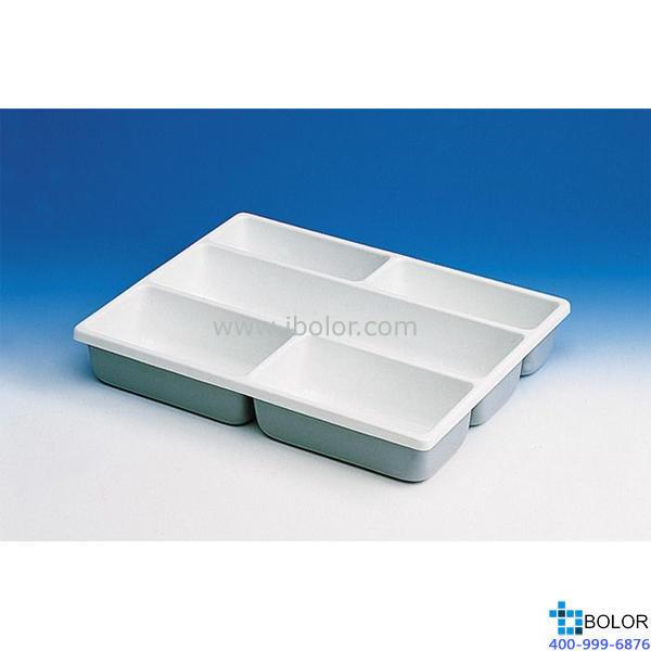 分区型收纳托盘,PVC材质,含12个分区 768510