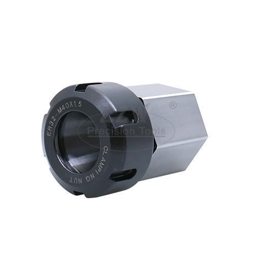 Hex ER-32 Collet Block