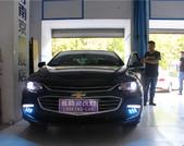 邁銳寶XL改車燈  南京藍精靈改燈  南京雙光透鏡改裝