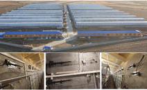 自动化养殖鸡舍通风系统