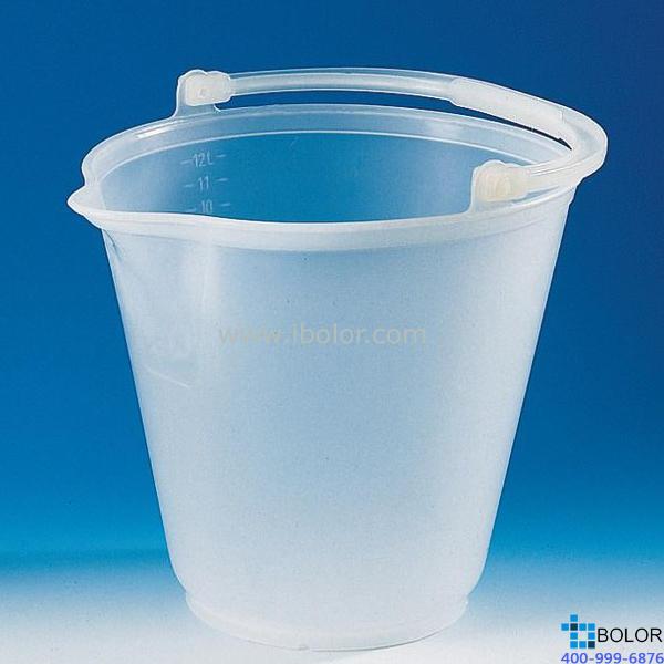 桶,PP材质,无盖,15l,H340mm 72378