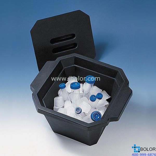 带盖冰盒,PU-foam(聚氨酯泡沫)材质,可堆叠,4.5 l 156100