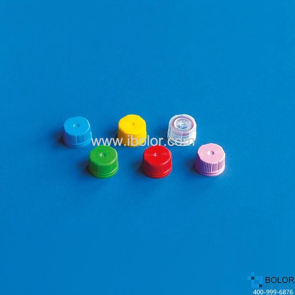 显启旋盖(PP材质),适用于带有显启旋盖的微量储存管,黄色 780775