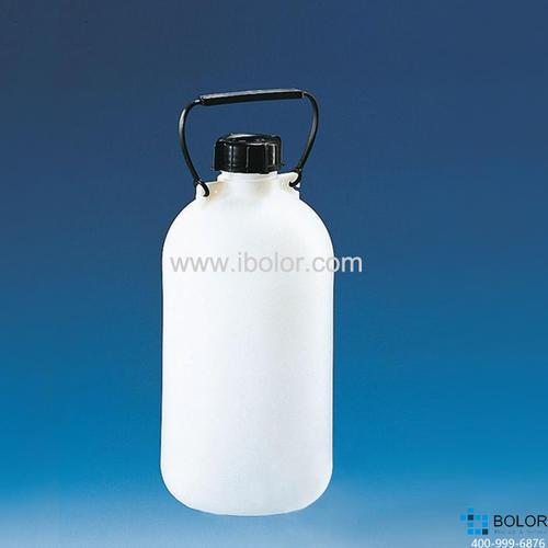 储液瓶,PE-HD材质,窄口,10 l 130874