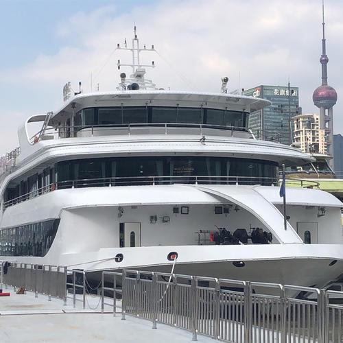 黄浦江游船-悦星6号
