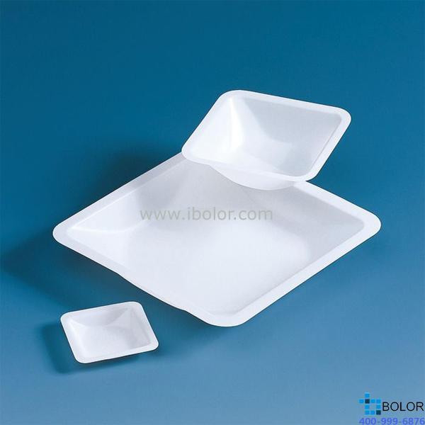 称量盘,PS材质,方形,250 ml,140x140x21mm 155544