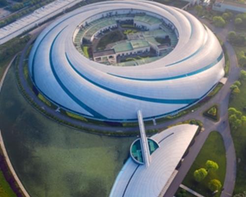 上海光源国家科学中心  参观主题活动