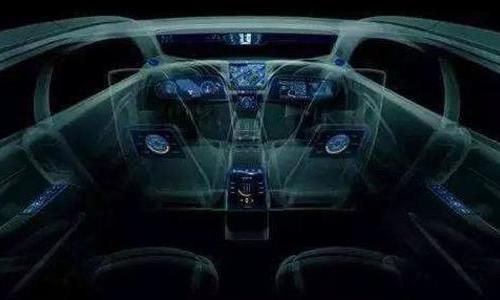 汽车内饰新技术