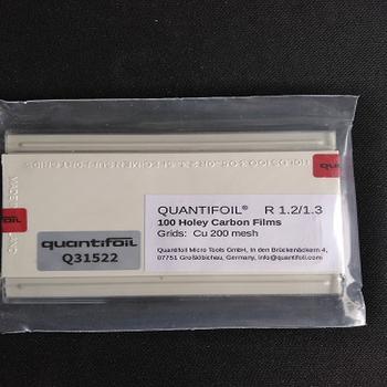 Quantifoil 铜网200目 (R1.2/1.3 Cu 200 mush)