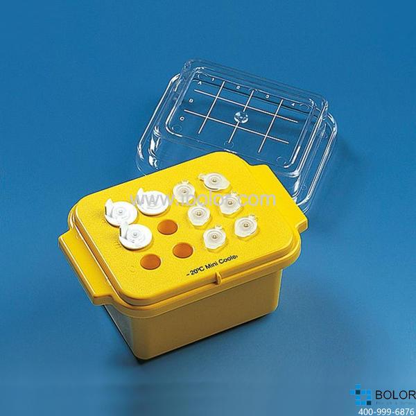 低温储存盒,PC材质,工作温度恒定于-70 癈, 可保持45分钟 114940
