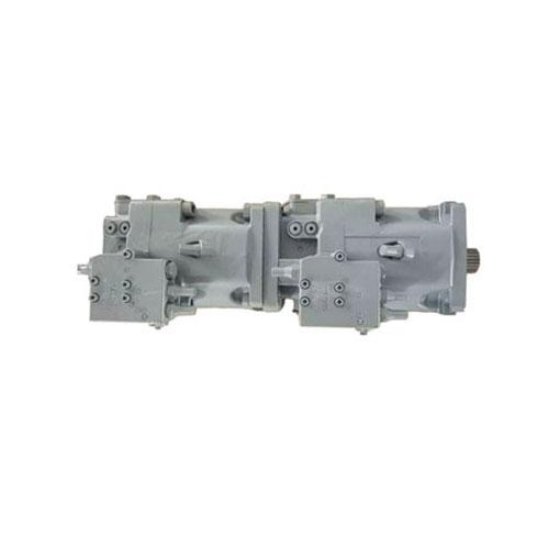 德国力士乐双联柱塞泵组合变量泵A11VO145LRDS/11R-NZD12K83+A11V
