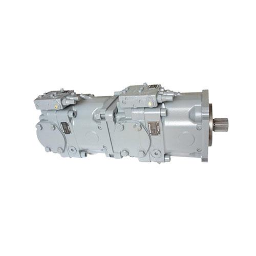 德国力士乐双联柱塞泵组合变量泵A11VO190LRDS/11R-NZD12K84
