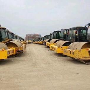 3吨压路机22吨18吨26吨30吨压路机 双钢轮压路机
