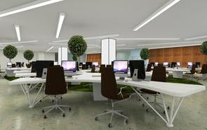 如何打造简约办公室设计