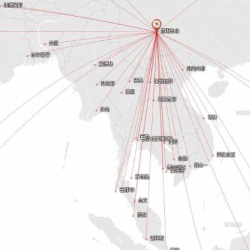 東南亞航線