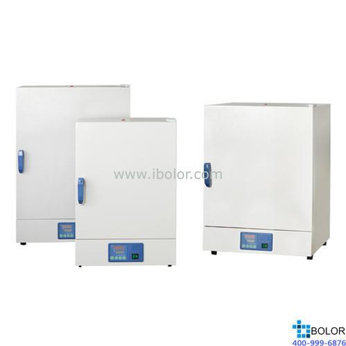 自然對流干燥箱;內膽尺寸:400×330×415mm;加熱溫度:RT+10~200℃;DHG-9051A