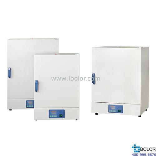 干燥箱(自然对流);内胆尺寸(mm):570×560×640;220L;温控范围:RT+10~200℃;DHG-9201A