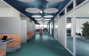中式风格办公室装修颜色搭配