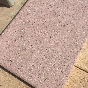 上海生态砂基混凝土砖非通体砖