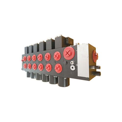 哈威八联阀电控阀PSL4H1/230-3