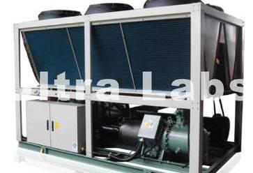 螺杆式风冷热泵机组