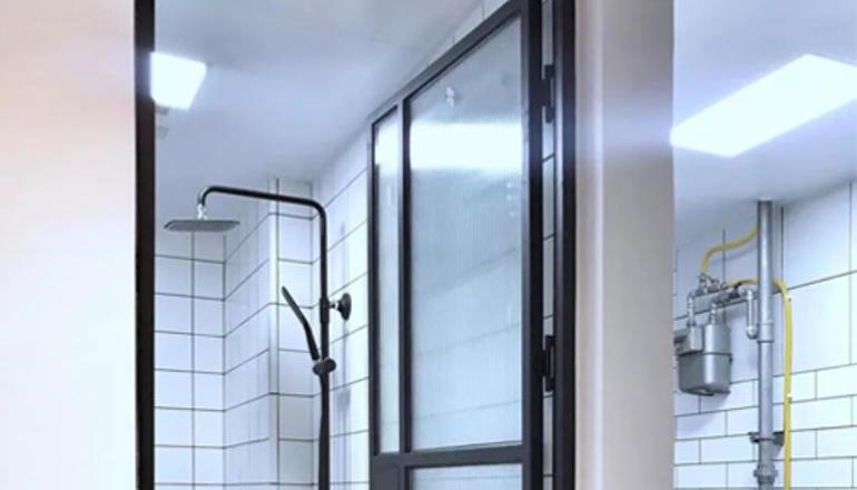 长虹玻璃隔断在家装中的使用