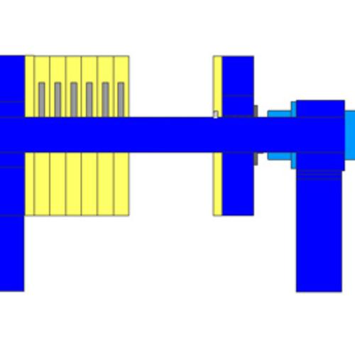 压滤机过滤流程