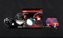歐司朗OSRAM LEDriving CBI LED雙光透鏡
