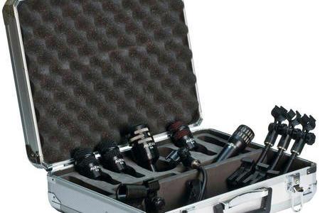 為什么要選擇Audix打擊樂套鼓話筒?
