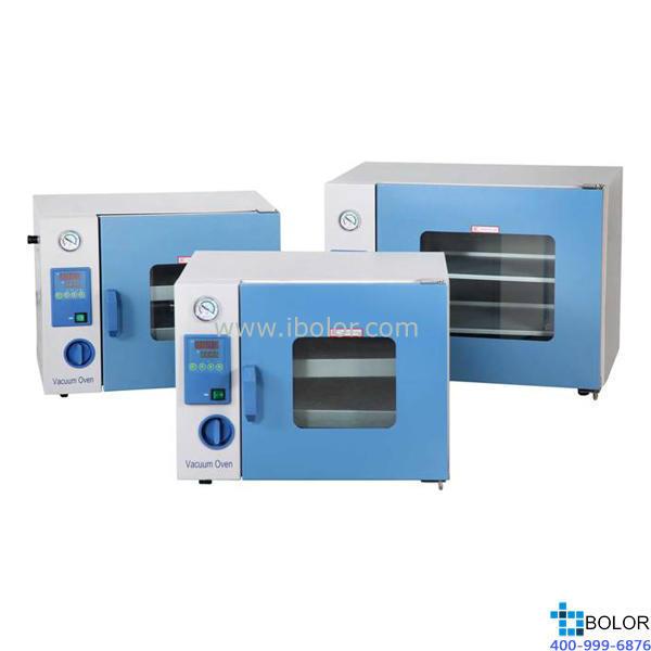 台式真空干燥箱 内胆尺寸:600×600×600;温度:RT+10~200℃;6块隔板;型号:DZF-6213