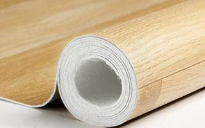 PVC地板和橡胶地板是不同的产品