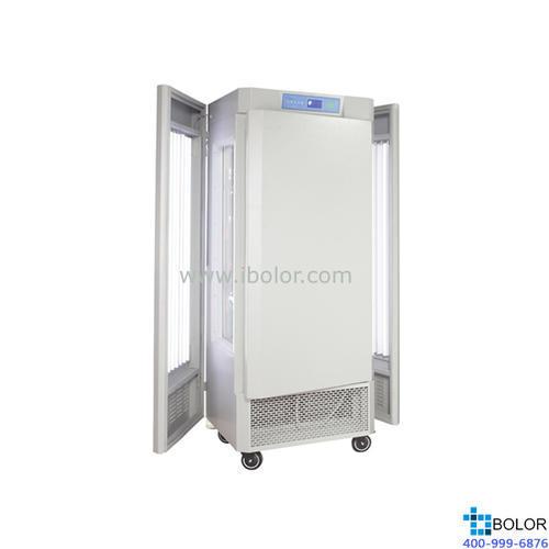 LED光源光照培养箱 内胆尺寸 (mm)1550×590×1650;光照方式:日光灯隔板式光照;MGC-1500HP-2L
