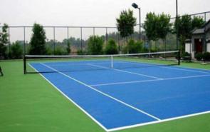 篮球场为什么要用硅PU运动地面材料来改造?