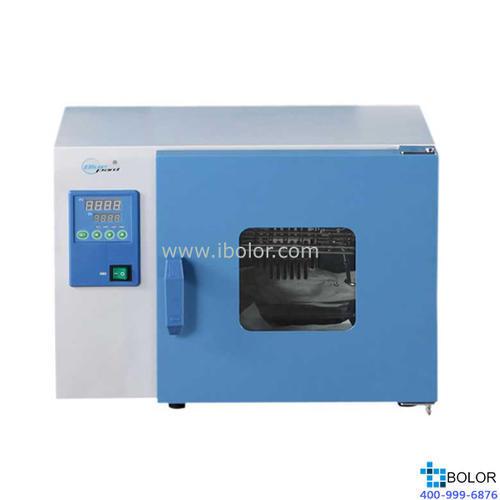 電熱恒溫培養箱 內膽尺寸  (mm)500×500×650;容積:160L;控溫范圍:RT+5~65℃;DHP-9162