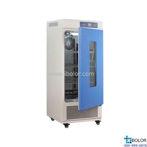 生化培養箱LRH 內膽尺寸(mm) 503×470×808;控溫范圍 0~60℃;LRH-150