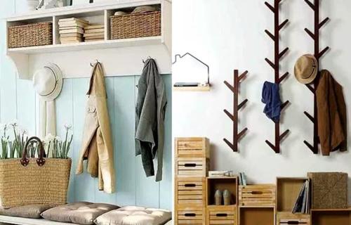 玄關也能成為大空間 家庭裝修中玄關裝修重點