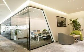 办公室设计重点区域