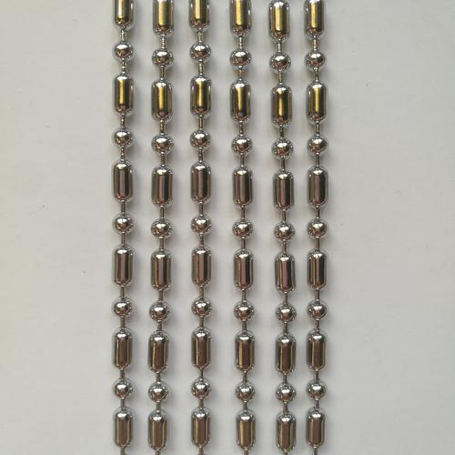 4mm长短珠