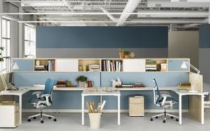 办公楼装修设计使用陶瓷防静电地板的好处