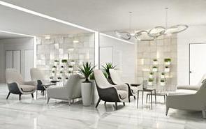 上海办公室设计几种流行的空间布局
