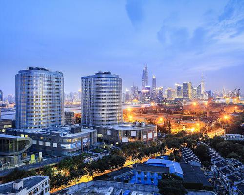 上海東方漁人碼頭