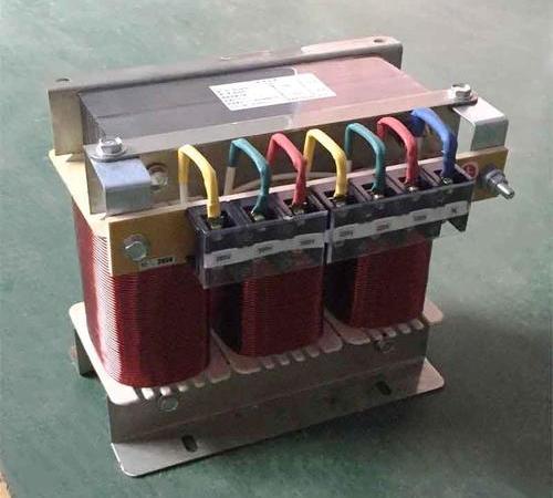 三相干式控制變壓器380V變220V