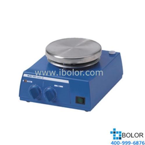 磁力攪拌器,艾卡,RH經濟型,帶加熱,控溫范圍:RT-320℃,攪拌量:10L