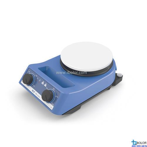 磁力搅拌器套装,艾卡,RH数显型加热磁力搅拌器套装,速度范围:100-2000rpm,最大搅拌量:15L,带白色陶瓷涂层