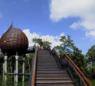 戴水道设计的双溪布洛mrcat公园获新加坡官网金奖
