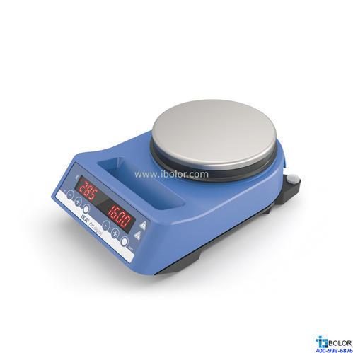 磁力攪拌器,艾卡,RH數顯型,速度范圍:100-2000rpm,最大攪拌量:15L