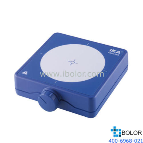 IKA/仪科 小型磁力搅拌器;*大搅拌量:0.8L,面板材质:聚酯薄膜;Mini MR