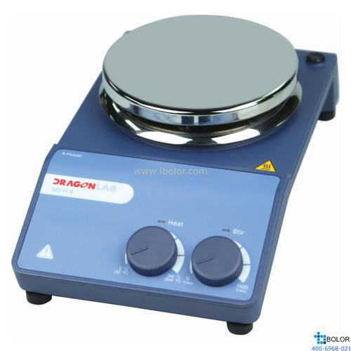 大龍 加熱磁力攪拌器 MS-H-S