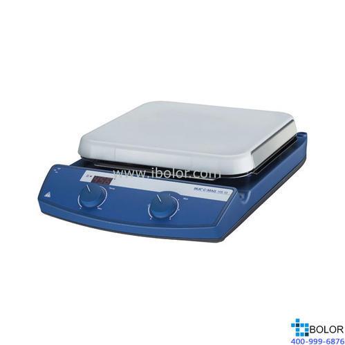 磁力攪拌器,艾卡,C-MAG HS10,數顯加熱型,控溫范圍:50-500℃,攪拌量:15L